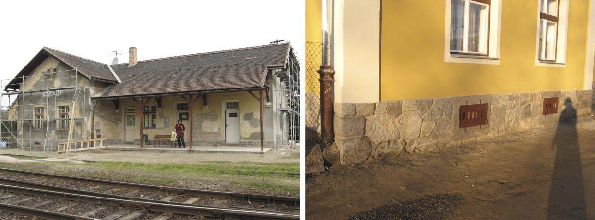 renovace, rekonstrukce, oprava, obnova a čištění graffiti